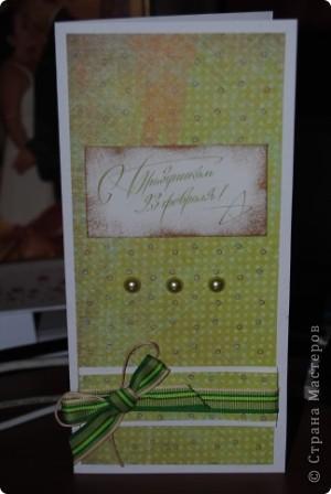 случайно цена попала в кадр :) Вспомнила ночью, что не сфоткала открытку, а рано утром нужно было уже отвозить заказчику ... фото 12