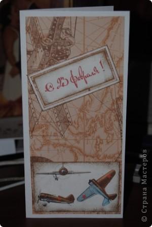 случайно цена попала в кадр :) Вспомнила ночью, что не сфоткала открытку, а рано утром нужно было уже отвозить заказчику ... фото 14