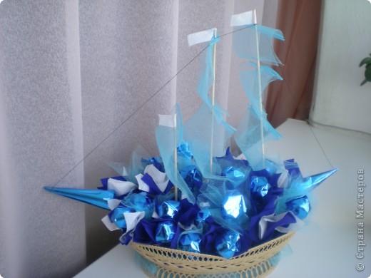 Мой первый опыт работы с конфетами... фото 2