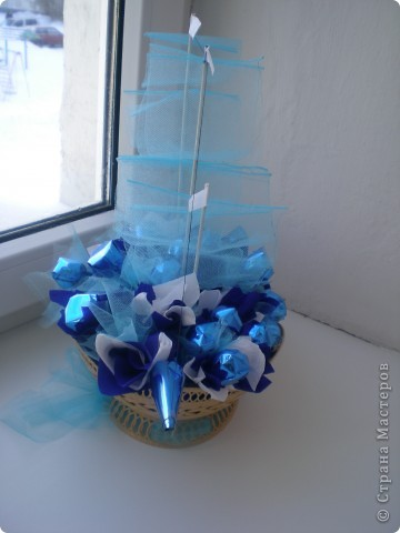 Мой первый опыт работы с конфетами... фото 3