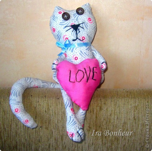 Мартовский кот на 8 марта фото 1