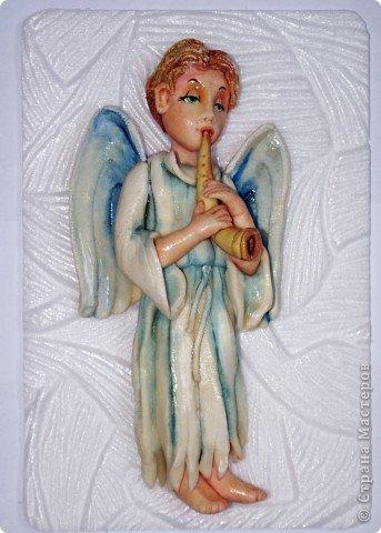 Эти ангелочки делались на заказ в семью, где есть три сыночка и ни одной дочки))) Это старший сын... фото 3