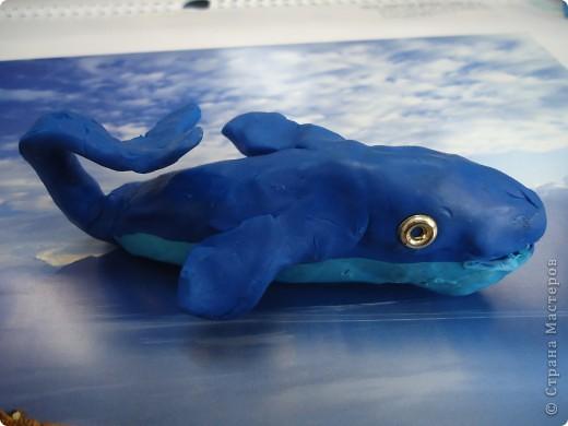 Чудо-юдо рыба кит фото 1