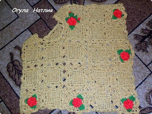 Всем доброе время суток! Хочу показать вам свое новое пончо... Итак, жил да был свитер, но как это часто бывает свитер и рад был носиться да хозяйка выросла...  фото 4