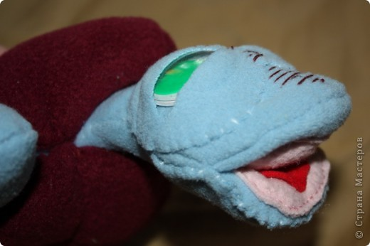 Знакомая попросила для дочки сшить черепашку. Вот такая получилась. Как раз размером с их живую черепаху.  фото 3