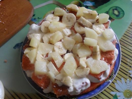 мой вариант тортика Панчо фото 5