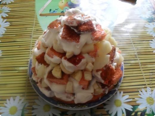 мой вариант тортика Панчо фото 6