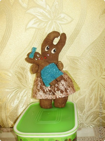 Шоколадные зайки фото 1