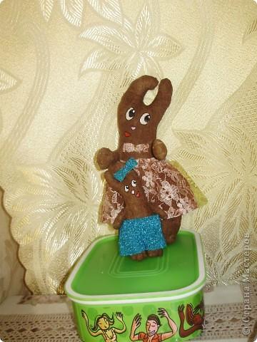 Шоколадные зайки фото 2