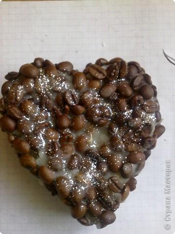 Кофейное сердце. фото 2