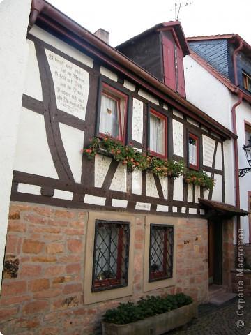 Гельнхаузен (Gelnhausen) фото 10