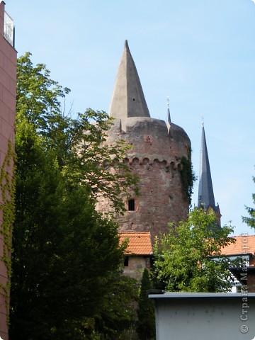 Гельнхаузен (Gelnhausen) фото 14