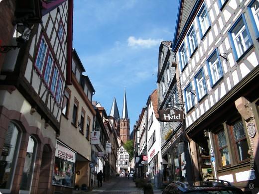 Гельнхаузен (Gelnhausen) фото 1