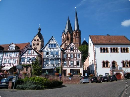 Гельнхаузен (Gelnhausen) фото 19
