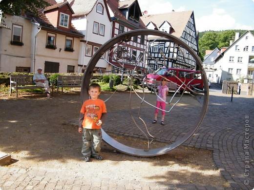 Гельнхаузен (Gelnhausen) фото 28