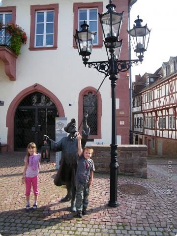 Гельнхаузен (Gelnhausen) фото 51