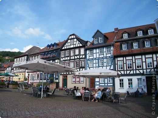 Гельнхаузен (Gelnhausen) фото 53