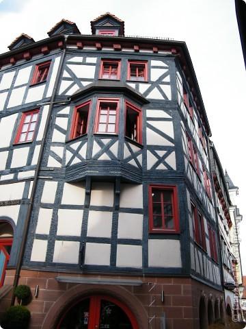 Гельнхаузен (Gelnhausen) фото 57