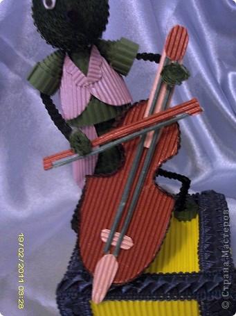 """сверчок из сказки """"Приключение Буратино"""" фото 4"""