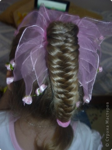 Наша прическа из косичек ))) фото 12