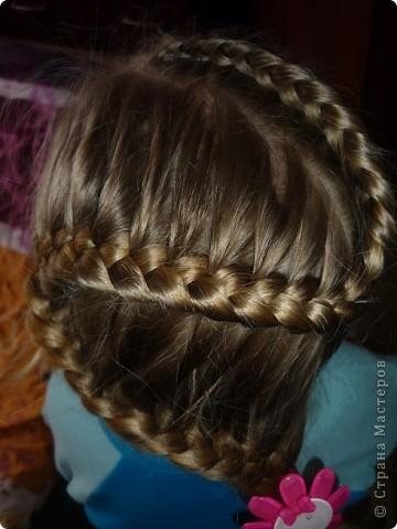 Наша прическа из косичек ))) фото 11