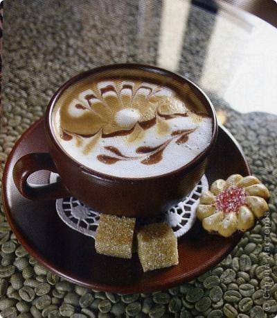 """Чашечка кофе - поднять настроение, пол шоколадки - заесть невезение. Этот проверенный вкус горько-сладкий словно мне шепчет: """"Все будет в порядке!""""    Люблю кофе. Захотела сделать кофейное деревце. Вот каким оно у меня получилось. фото 5"""