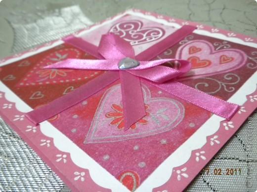 Валентинка для доченьки. фото 5