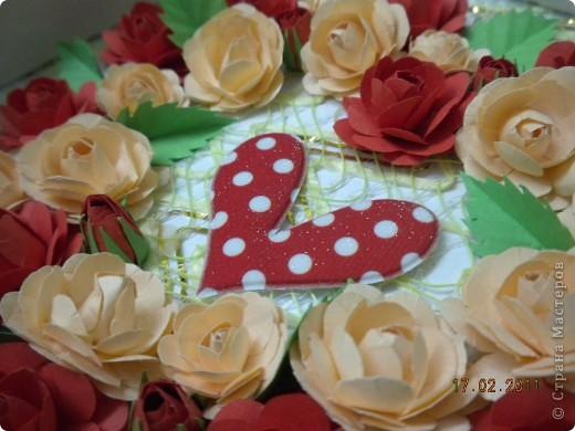 Валентинка для доченьки. фото 11