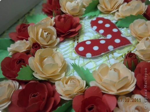 Валентинка для доченьки. фото 12