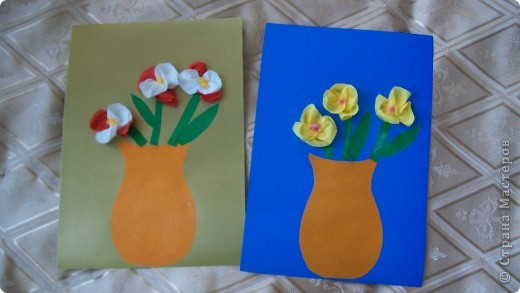 простейшие цветочки фото 1