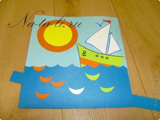 Привет всем! Показываю обещаные малышовые открыточки. Незатейливые и очень простые. Опробовала сегодня в воскресной школе на своих пятилеточках. (это мои образцы) фото 7