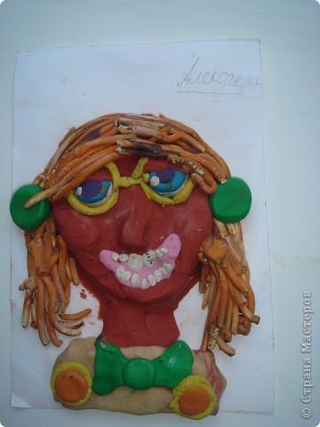 Портрет для мамочки Ученица 3-в кл.  фото 4