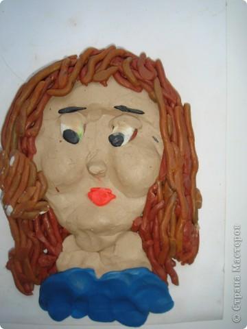 Портрет для мамочки Ученица 3-в кл.  фото 6