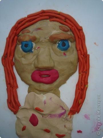 Портрет для мамочки Ученица 3-в кл.  фото 8