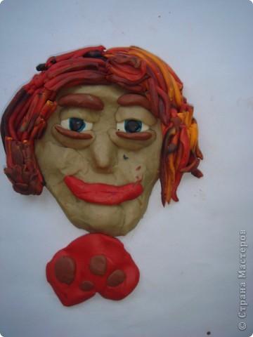 Портрет для мамочки Ученица 3-в кл.  фото 9