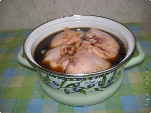 Дорогие Мастера и Мастерицы! Хочу поделиться с Вами простым, быстрым и вкусным способом приготовления курицы. фото 2