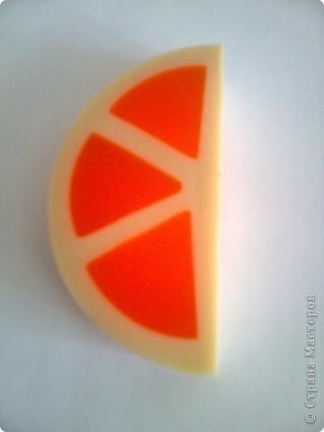 Вот такое мыло варила я и мама.Пахнет апельсином. фото 8