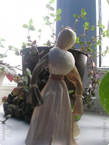 кукла из кукурузного початка