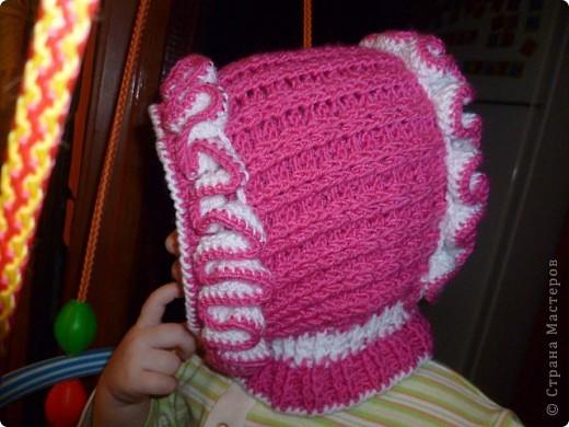 капор или шапка-шлем