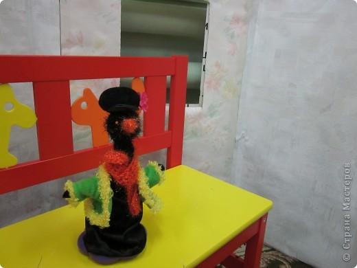 журавль для кукольного театра фото 1