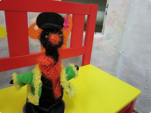 журавль для кукольного театра фото 2