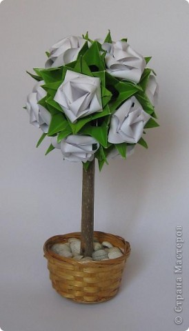 Curler by Herman Van Goubergen Схема и видео: http://origamis.ru/topics/kusudama-curler  фото 4