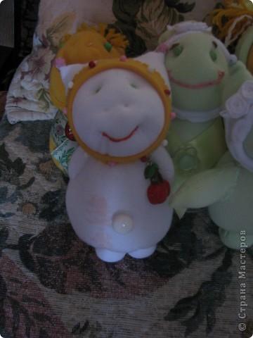 Куколки из носочков)))  фото 3