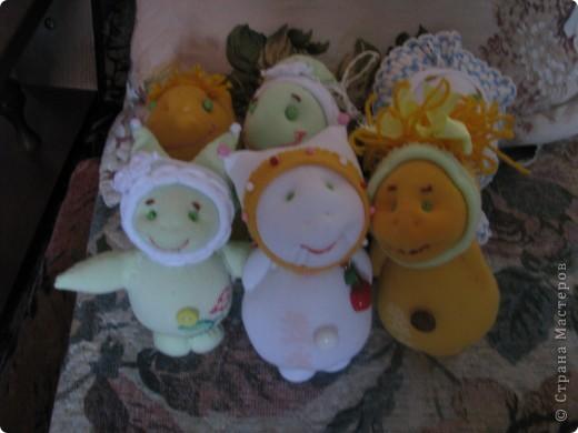 Куколки из носочков)))  фото 6
