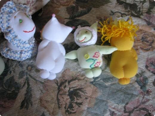Куколки из носочков)))  фото 5