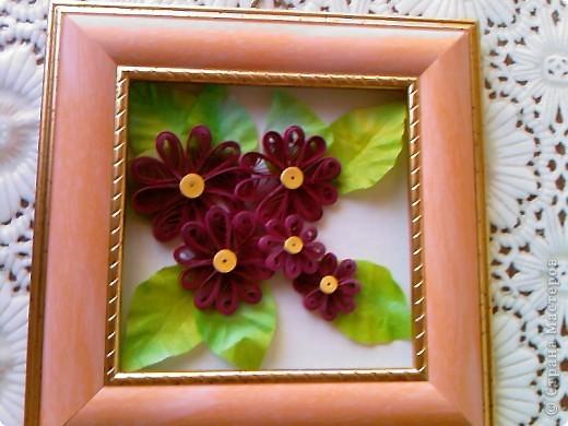 """Эта моя первая работа под названием """"Цветы"""""""