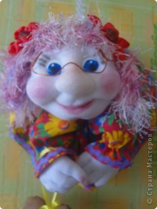 Кукла- попик на удачу фото 1