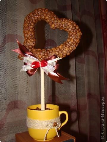 Кофейное сердечко!!! фото 2