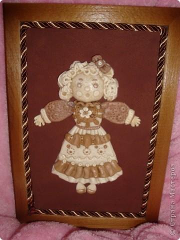 Кукла из книги Ханановой фото 1
