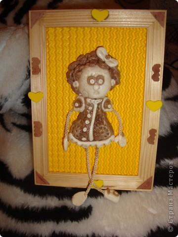 Кукла из книги Ханановой фото 2
